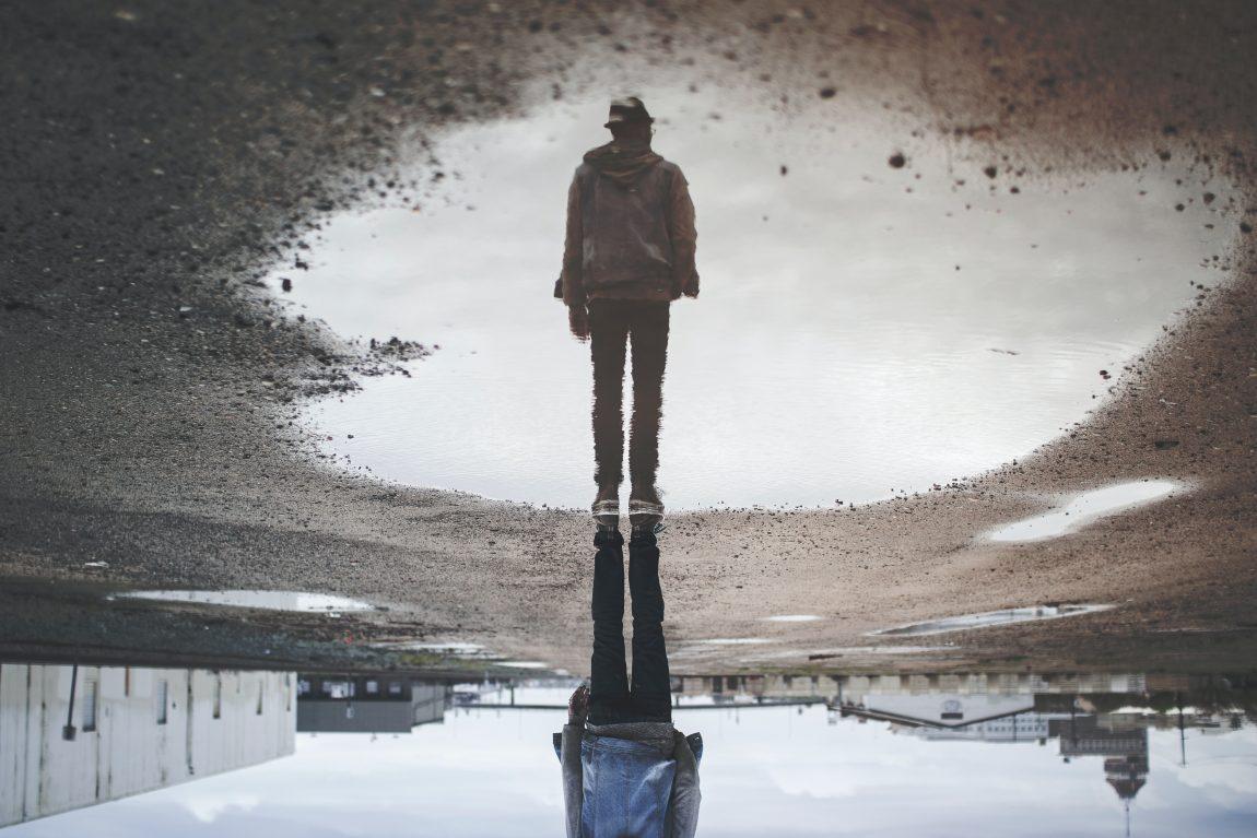 Navigating an upside down world